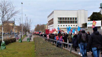 18. März – Internationaler Tag der politischen Gefangenen (mit Fotogalerien)