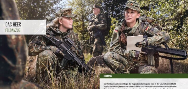 AfD-Landtagskandidat als Zeremonienmeister der Bundeswehr beim Abschied der Pflegeheim-Sodat*innen.  Zivilschutz-Korps statt Bundeswehr!