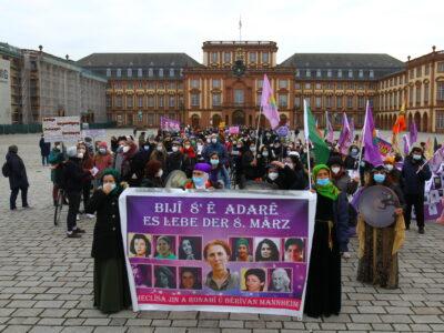 Internationaler Weltfrauentag in Mannheim