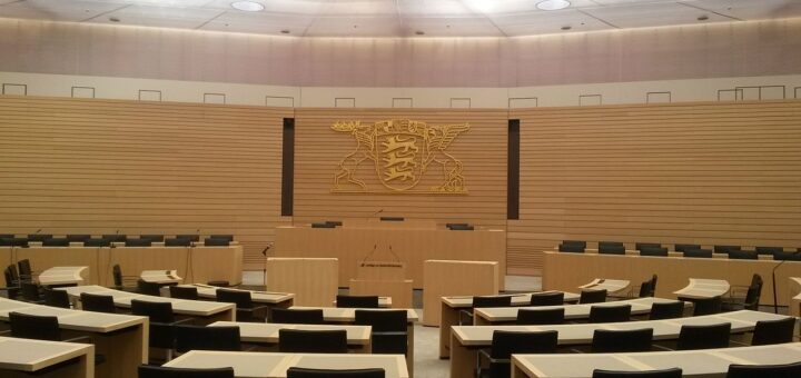 Landtag: Mannheim hat gewählt – grüne Welle, schwarzes Loch