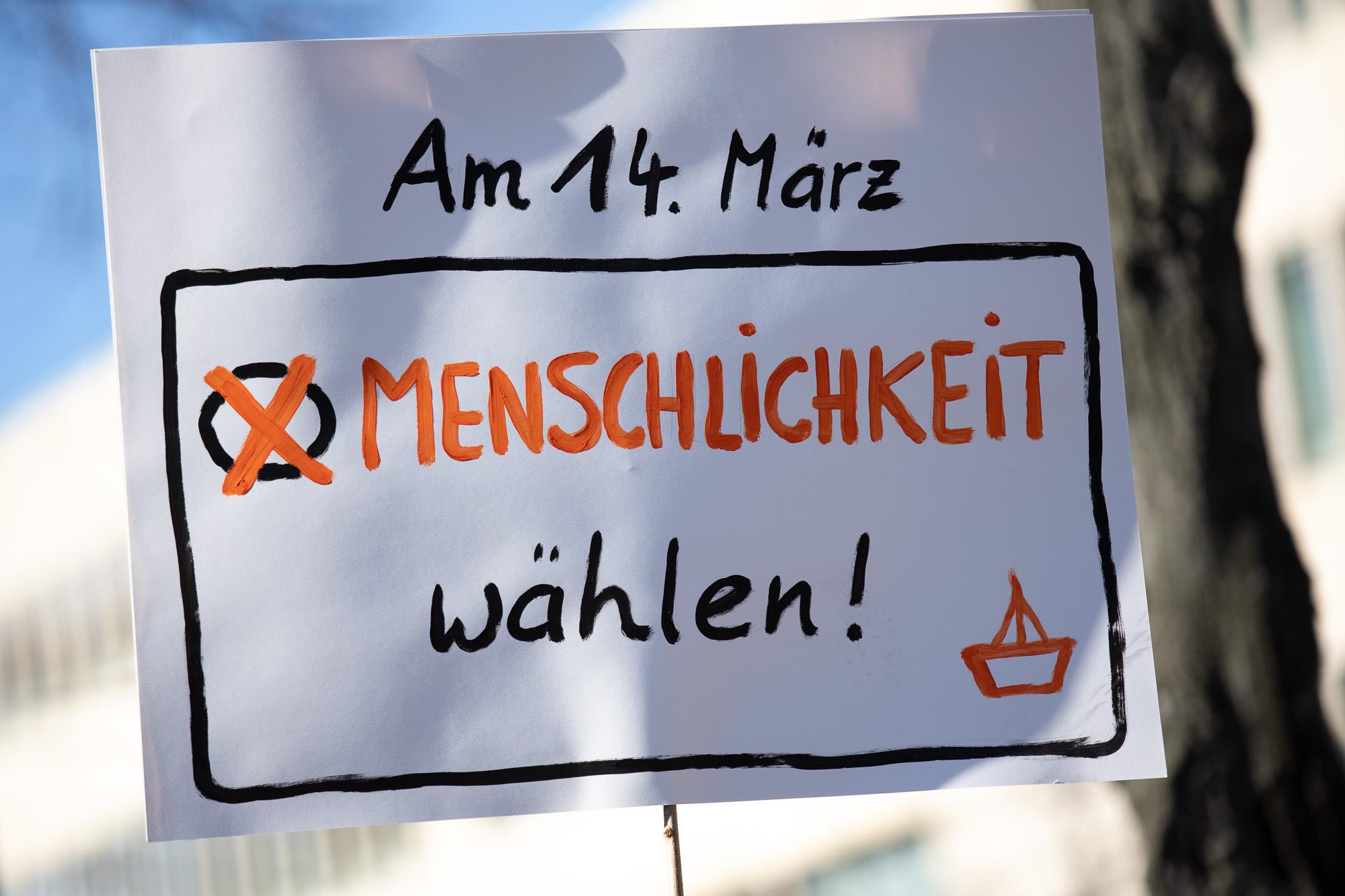 Wahlprüfsteine der Seebrücke – Was sagen die Parteien zum Thema Flucht und Aufnahme Geflüchteter?