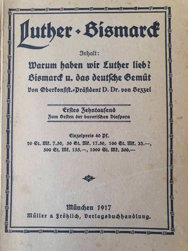 500 Jahre Wormser Reichstag: Luther-Kult trägt nicht zur Klarheit bei. Was lockt die Nazis an?