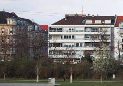 Luxussanierung in der Dammstraße in der Neckarstadt-West