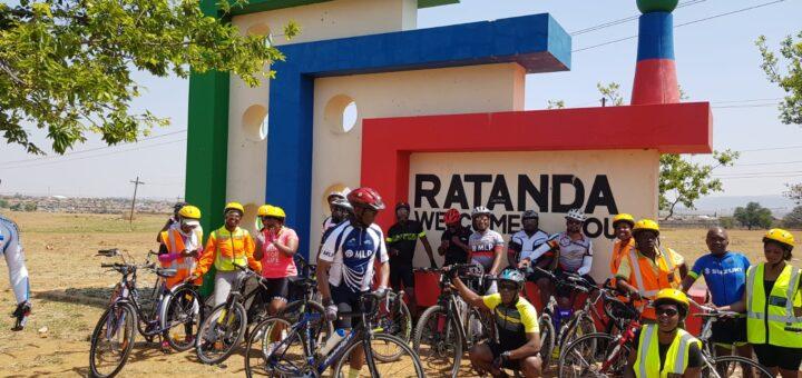 Spendenaktion: Fahrräder für Südafrika