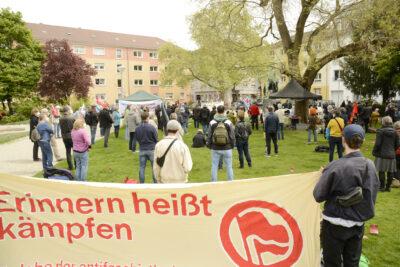 Beindruckende 8. Mai-Feier in Mannheim