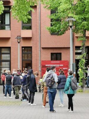 Mannheim Neckarstadt-West und Hochstätt: Erfolgreiche Impfaktionen vor Ort