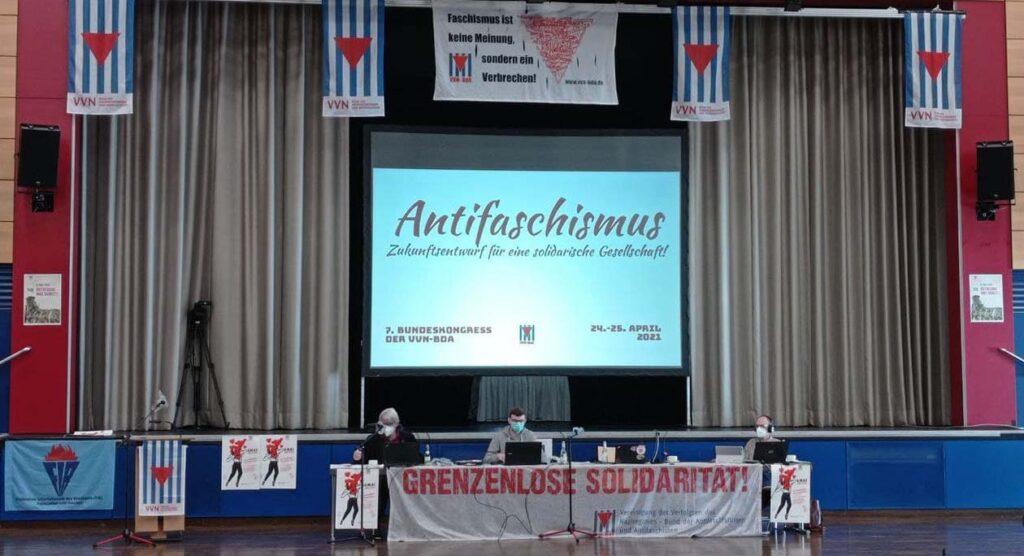 """""""Zukunftsentwurf für eine solidarische Gesellschaft"""" – Interview zum Bundeskongress der VVN-BdA"""