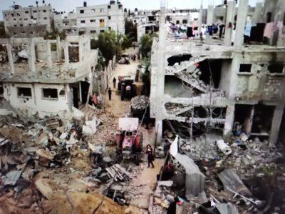"""Ein Veranstaltungsbericht:  """"Stimmen aus Gaza und Jerusalem"""""""