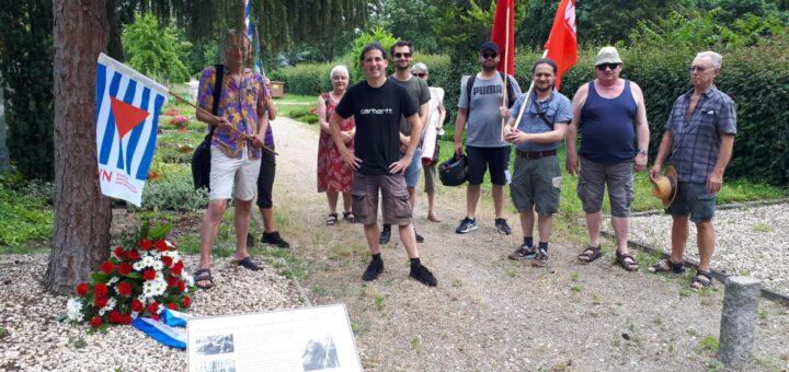 Gedenkveranstaltung in Mannheim - 80 Jahrestag des Überfalls auf die Sowjetunion
