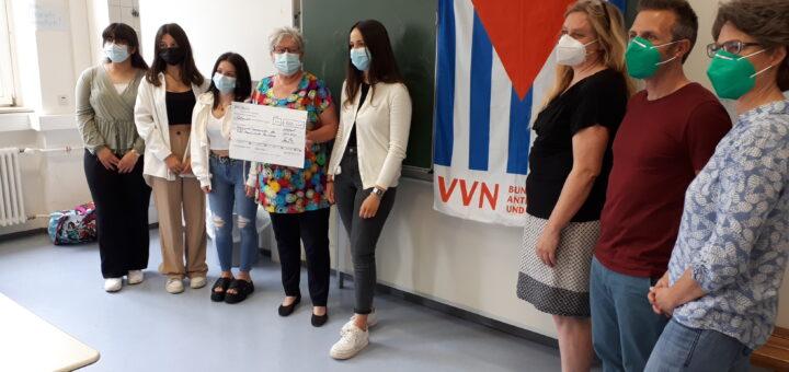 Tulla-Realschule Mannheim erhält Alfred-Hausser-Preis