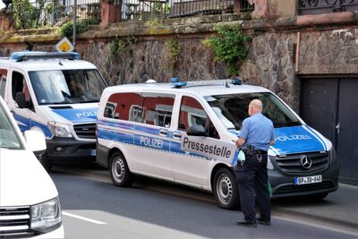 Neonazi-Aufmarsch in Bingen scheiterte bereits nach wenigen Metern (mit Fotogalerien)