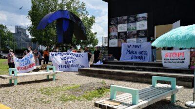 """Kretschmann: """"Impfen ist eine tolle Sache"""" - Ministerpräsident auf Stippvisite in Mannheim"""