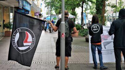 Glosse: Wie beim alternativen Monopoly - AfD Ludwigshafen kauft Verliererstrasse und Antifa besetzt öffentlichen Raum (mit Bildergalerie)