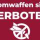 Am 8. Juli vor dem Rathaus Mannheim: Flagge zeigen für den UN-Atomwaffenverbotsvertrag!